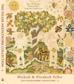 "Cover of ""Micheál & Elizabeth Feller: The Needlework Collection"""
